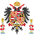 Greater Coat of Arms of Charles V Holy Roman Emperor, Charles I as King of Spain.svg