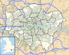 Greater London is located in Greater London