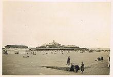 Britannia Pier in 1930.