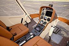 """""""poste de pilotage d&squot;un hélicoptère"""""""