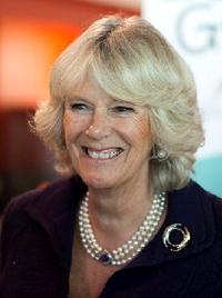 Camilla Parker Bowles en 2011.