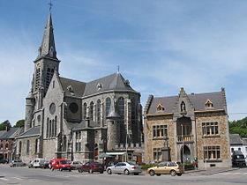 Église Saint-Martin de Ham-sur-Heure