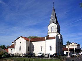 Église Saint-Médard de Haut-Mauco