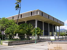 Hawaii state capitol from the south-east.jpg