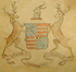 Arms of the Hay of Tweeddale