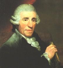 Joseph Haydn door Thomas Hardy