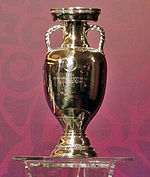The new Henri Delaunay Trophy awarded since 2008