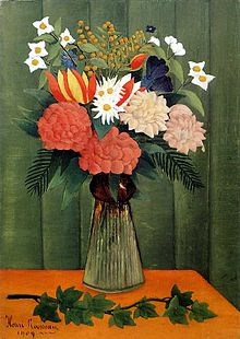 Henri Rousseau - Bouquet of Flowers with an Ivy Branch.jpg