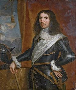 Portrait par entourage de Philippe de Champaigne