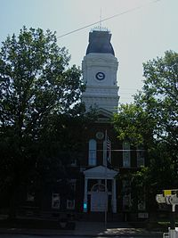 Henry County, Kentucky courthouse.jpg