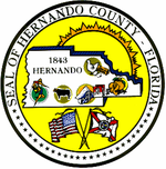 Seal of Hernando County, Florida