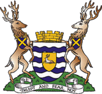 Arms of Hertfordshire County Council