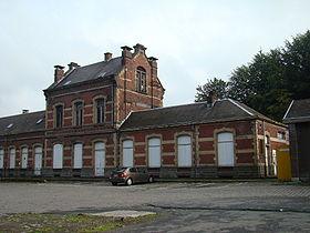 La gare de Groenendael