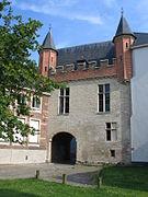 Gebouwen in het Hof Ten Walle