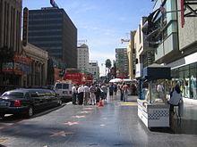 Image illustrative de l'article Hollywood Boulevard