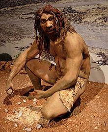 Reconstruction of Homo heidelbergensis