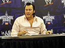 The Honky Tonk Man en 2009.