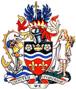 The Arms of Humberside County Council