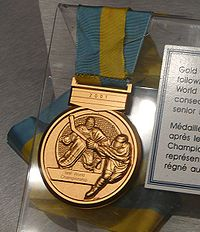 IIHF World Championship Gold Medal.JPG
