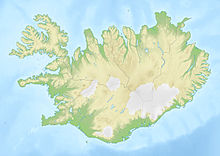 Grímsvötn is located in Iceland