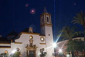 L'église Santa María Magdalena