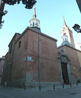 Iglesia de San Nicolás de los Servitas (Madrid) 01.jpg