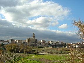 Mendavia en Navarre