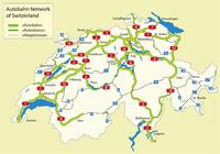 Autobahn system in Switzerland