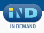 iN DEMAND logo