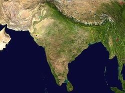 South Asia image
