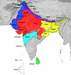 Indoarische Sprachen Gruppen.png