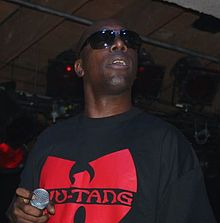 Description de l'image  Inspectah Deck 2006.jpg.