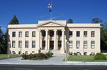 photo of Inyo County Court House