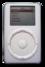 A second generation iPod (2002)