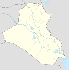 (Voir situation sur carte: Irak)