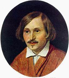 Nikolai Gogol by A.A.Ivanov