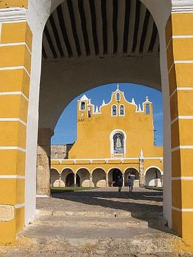 Image illustrative de l'article Izamal