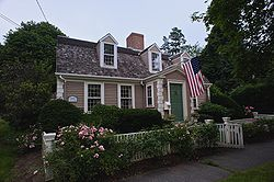 Jacob Thaxter House, Hingham, Plymouth County, Massachusetts