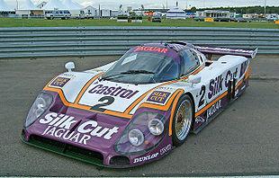Jaguar XJR-9LM n°2 de 1988