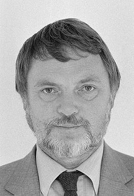 Nagel in 1983.