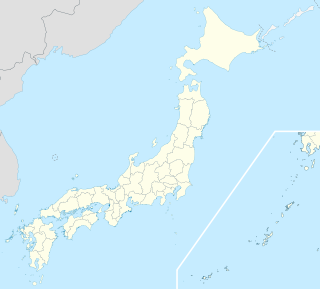Ch is located in Japan