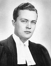 Photo du 19e premier ministre du Québec, Jean Lesage