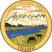 Seal of Jefferson County, Idaho
