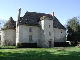 Le vieux château de Jenzat (XVe siècle)