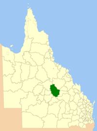 Localisation de la LGA