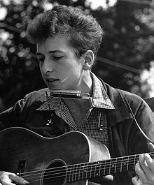 Bob Dylan negli anni sessanta