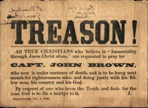 John Brown - Treason broadside, 1859.png
