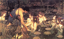 John William Waterhouse - Hylas and the Nymphs (1896).jpg
