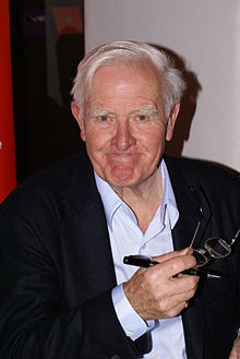 John le Carré in Hamburg (10 November 2008)