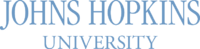The Johns Hopkins University Logo